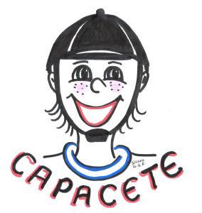 desenho CAPACETE