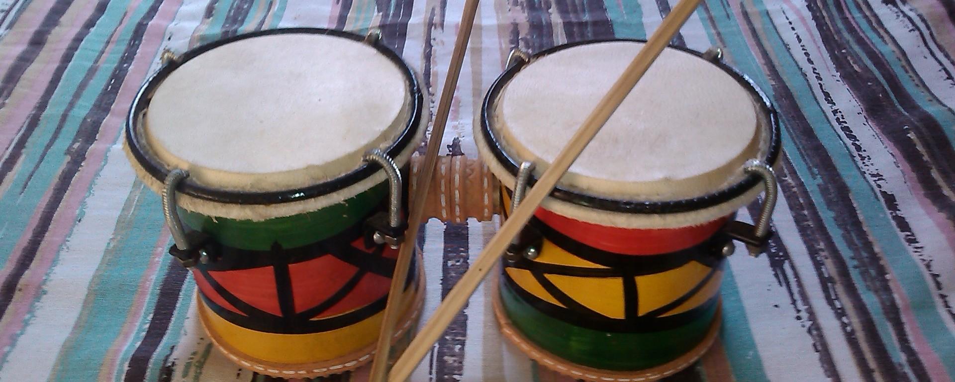 Instrumento musical para sessão de Equoterapia.