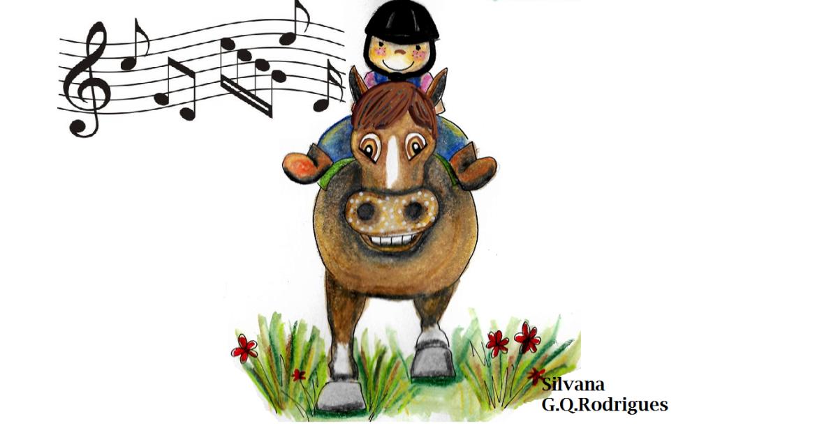 """Música """"O meu cavalo corre"""""""