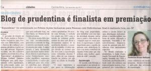 Jornal O Imparcial Silvana Reportagem