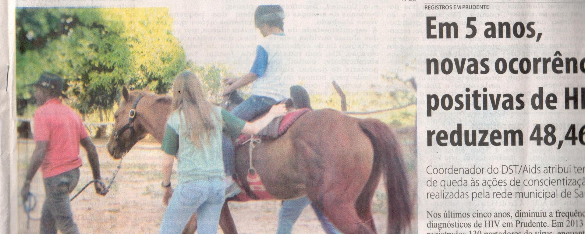 Jornal O Imparcial Silvana Capa