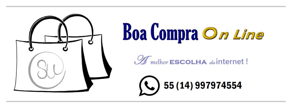 Boa compra online logotipo