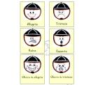 Expressões faciais do praticante